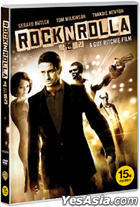 Rock N Rolla (DVD) (Korea Version)