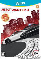 Need for Speed Most Wanted (Wii U) (Japan Version)