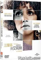 Frankie & Alice (2010) (DVD) (Taiwan Version)