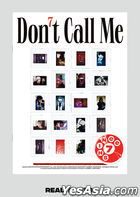 SHINee Vol. 7 - Don't Call Me (PhotoBook Version) (REALITY Version)