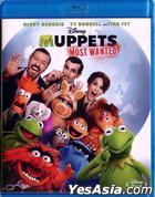 Muppets Most Wanted (2014) (Blu-ray) (Hong Kong Version)