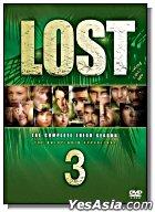 Lost (DVD) (Season 3) (End) (Hong Kong Version)