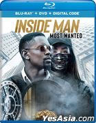 Inside Man: Most Wanted (2019) (Blu-ray + DVD + Digital Code) (US Version)
