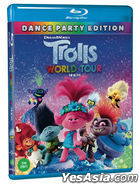 Trolls World Tour (Blu-ray) (Korea Version)