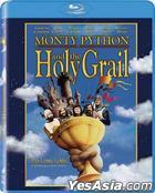 Monty Python and the Holy Grail (1975) (Blu-ray) (Hong Kong Version)