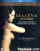 Malena (2000) (Blu-ray) (Panorama Version) (Hong Kong Version)