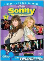 Sonny With A Chance (DVD) (Season 1: Vol.2) (Hong Kong Version)