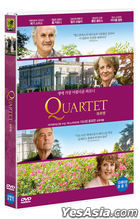 Quartet (DVD) (Korea Version)