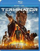 Terminator: Genisys (Blu-ray + DVD) (Japan Version)