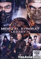 Mortal Kombat: Legacy II (2013) (DVD) (US Version)