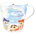 Crayon Shin-Chan Ceramic Cup (Blue)