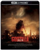 Godzilla (2014) (4K Ultra HD Blu-ray) (Japan Version)