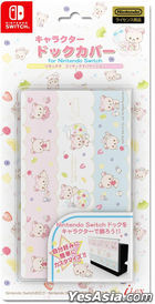 Nintendo Switch Character Dock Cover (Rilakkuma) (Japan Version)