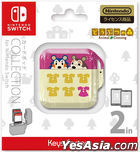 CARD POD COLLECTION for Nintendo Switch (Animal Crossing) Type-C (Japan Version)