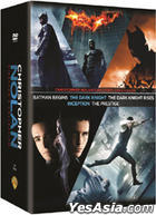 Christopher Nolan Boxset (DVD) (9-Disc) (Limited Edition) (Korea Version)