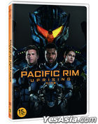 Pacific Rim: Uprising (DVD) (Korea Version)