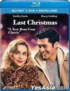 Last Christmas (2019) (Blu-ray + DVD + Digital Code) (US Version)
