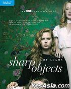 Sharp Objects (2018) (Blu-ray + Digital) (Ep. 1-8) (US Version)