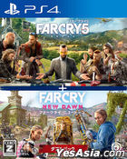Far Cry Primal and Far Cry 4 Double Pack (Japan Version)