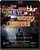 blur: NEW WORLD TOWERS [BLU-RAY] (Japan Version)