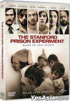 The Stanford Prison Experiment (2015) (DVD) (Hong Kong Version)