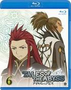 Tales of The Abyss (Blu-ray) (Vol.6) (Japan Version)