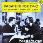 Paganini for Two (原音母版1:1直刻系列)