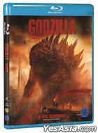 Godzilla (2014) (Blu-ray) (Korea Version)