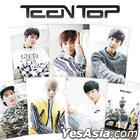 Teen Top 2014 World Tour 'High Kick' Goods - L-Holder Set (7pcs)