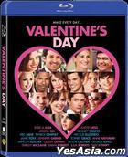 Valentine's Day (Blu-ray) (Hong Kong Version)