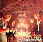 Dong Bang Shin Ki Vol. 3 - Repackage Version (CD+DVD: Music Video)