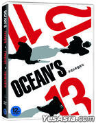 Ocean's Trilogy (DVD) (3-Disc) (Korea Version)