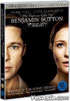 The Curious Case Of Benjamin Button (DVD) (2-Disc) (Special Edition) (Korea Versoin)