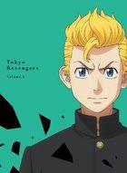 Tokyo Revengers Vol.1 (DVD) (Japan Version)