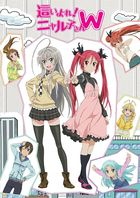Nyaruko: Crawling with Love W All Episodes (BLU-RAY) (Japan Version)