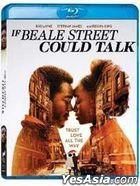 If Beale Street Could Talk (2018) (Blu-ray) (Hong Kong Version)