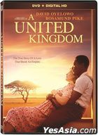A United Kingdom (2016) (DVD + Digital HD) (US Version)