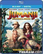 Jumanji: Welcome to the Jungle (2017) (Blu-ray + Digital) (US Version)