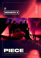 """MONSTA X, JAPAN 1st LIVE TOUR 2018 """"PIECE"""" [2DVD](Japan Version)"""