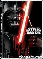 Star Wars: The Original Trilogy (DVD) (Hong Kong Version)