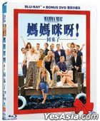 Mamma Mia! Here We Go Again (2018) (Blu-ray + DVD) (Taiwan Version)