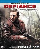 Defiance (Blu-ray) (Hong Kong Version)