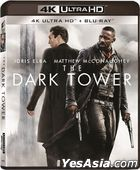 The Dark Tower (2017) (4K Ultra HD + Blu-ray) (Hong Kong Version)