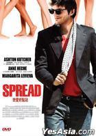 Spread (2009) (DVD) (Hong Kong Version)