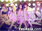 Wonder Girls Mini Album - Wonder Party + Poster in Tube