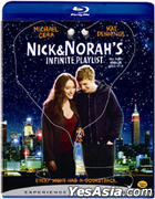 Nick And Norah's Infinite Playlist (Blu-ray) (Korea Version)
