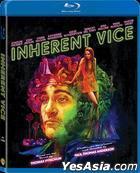 Inherent Vice (2014) (Blu-ray) (Hong Kong Version)