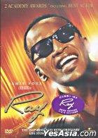 Ray (DVD) (Hong Kong Version)
