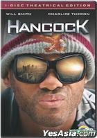 Hancock (DVD) (Single Disc) (Theatrical Edition) (Korea Version)