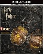 Harry Potter and the Deathly Hallows Part 1 (4K Ultra HD + Blu-ray) (Japan Version)